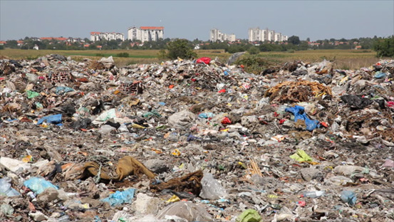 China's decision to stop taking foreign waste