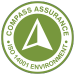 Future Recycling Compass Assurance ISO 14001 Quality Logo