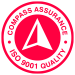 Future Recycling Compass Assurance ISO 9001 Quality Logo